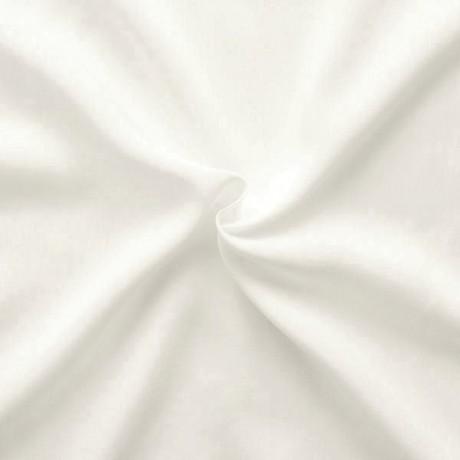 100% Viskose Javanaise Creme-Weiss