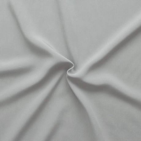 100% Viskose Javanaise Grau