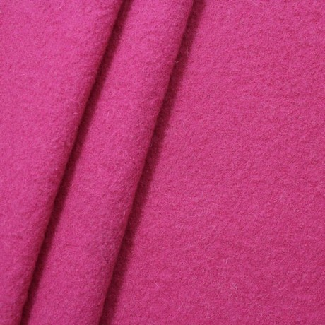 Wolle Walkloden Fuchsia
