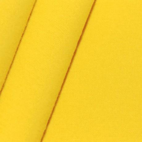 Deko Molton B1 schwer entflammbar Gelb