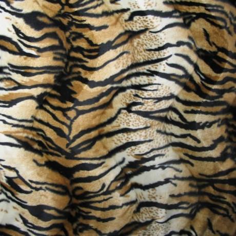 Tiger Tierfellimitat