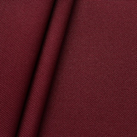 Oxford Polyester Gewebe 600D Weinrot