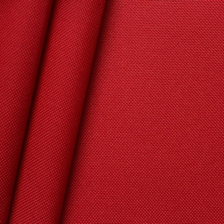 Oxford Polyester Gewebe 600D Rot
