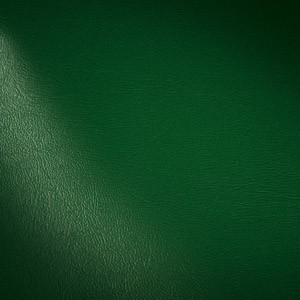 Polster PVC Kunstleder Grün