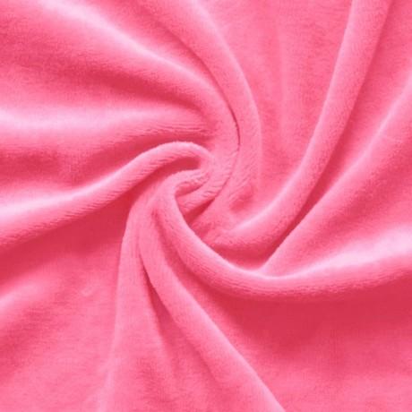 Nicki Baumwollstoff Pink