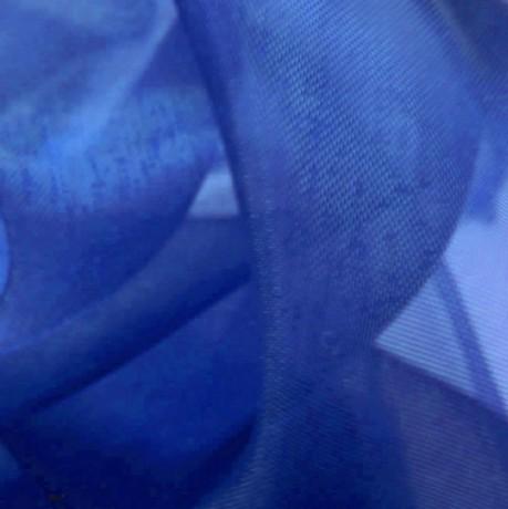 Organza Blau