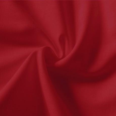 Baumwolle Fahnentuch Rot