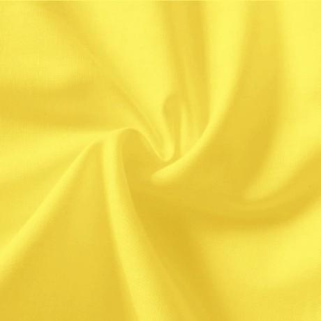 Baumwolle Fahnentuch Gelb