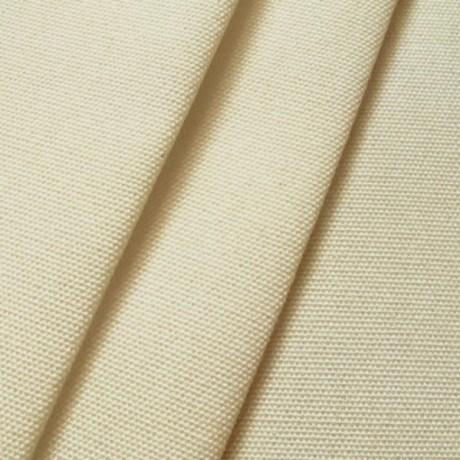 Markisenstoff Outdoorstoff Creme-Weiss
