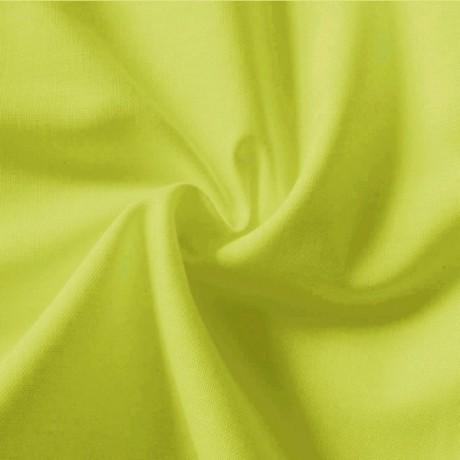Baumwolle Fahnentuch Lind-Grün