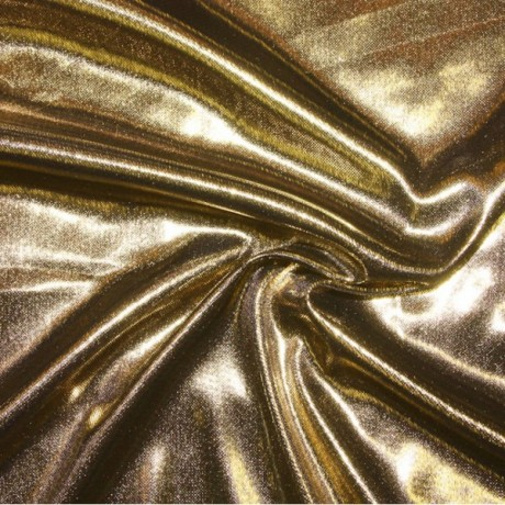 Glanz Jersey Gold