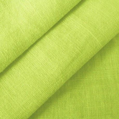 Leinen Lind-Grün