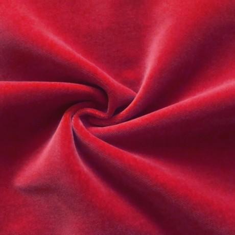 Bühnen Samt Rot