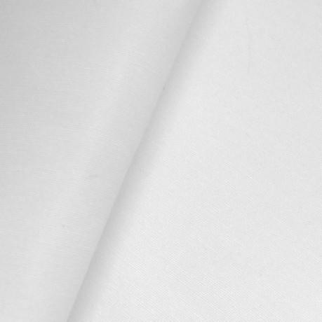 Schirmstoff / Dekostoff wasserundurchlässig Farbe Weiss
