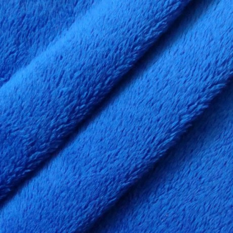 Wellness Fleece Royal Blau