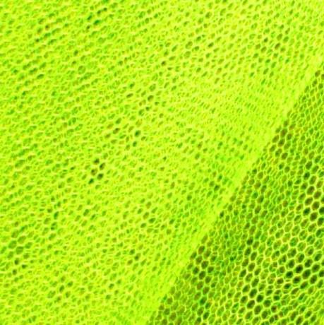 Tüll Neon Gelb