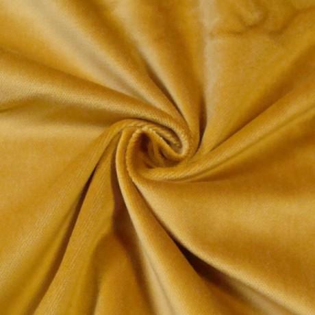 Bühnen Samt Gold-Gelb