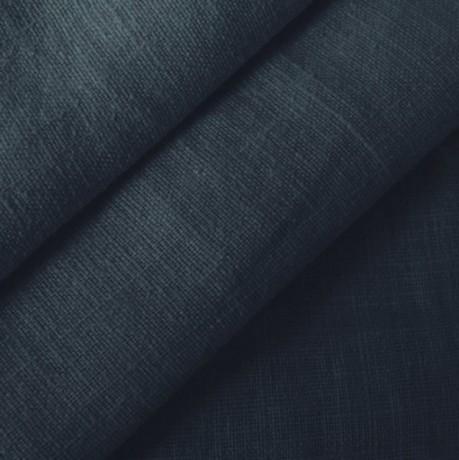 Leinen Dunkel-Blau