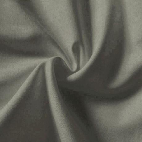 Baumwolle Fahnentuch Mittel-Grau