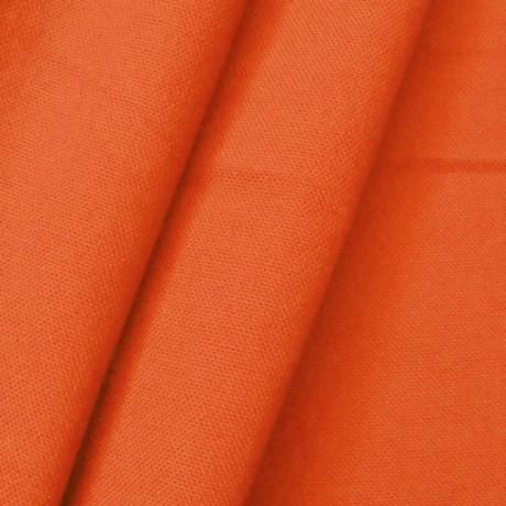 Baumwolle Canvas Rot-Orange