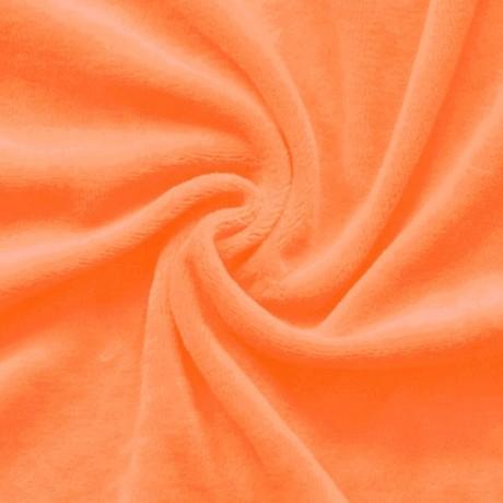 Nicki Baumwollstoff Orange