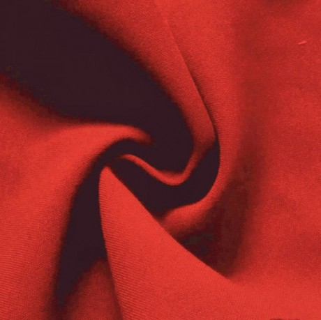 Vorhangstoff Rot