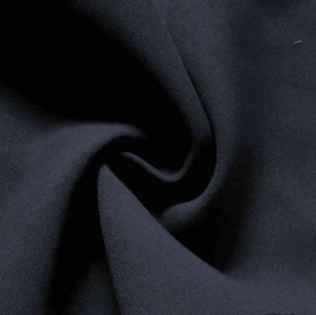 Vorhangstoff Dunkel-Blau