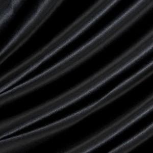 satin stoff b1 schwer entflammbar farbe schwarz. Black Bedroom Furniture Sets. Home Design Ideas