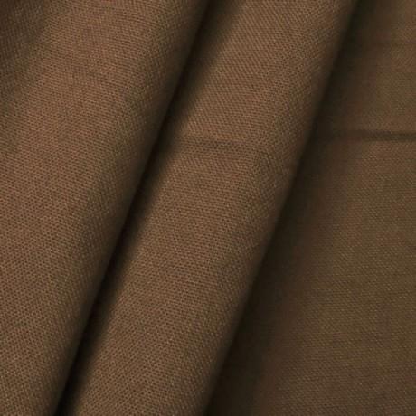 Baumwolle Canvas Braun