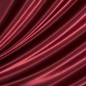 satin stoff b1 schwer entflammbar farbe weinrot. Black Bedroom Furniture Sets. Home Design Ideas