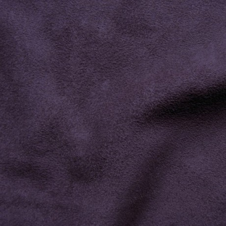 Microfaser Polster- Möbelstoff Dunkel-Violett