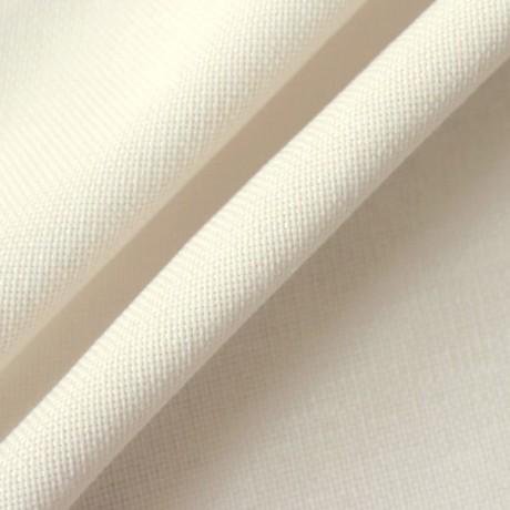 Polster- Möbelstoff Creme-Weiss