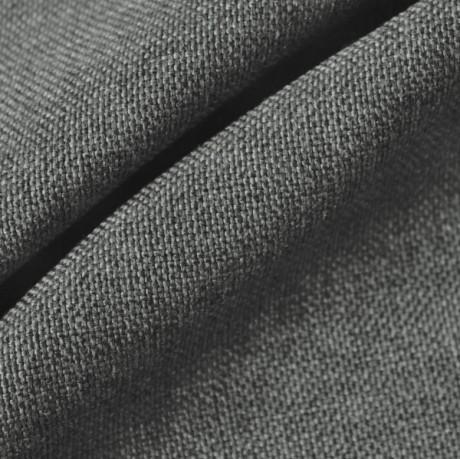 Polster- Möbelstoff Mittel-Grau meliert