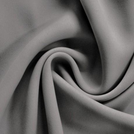 Vorhangstoff Grau