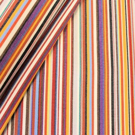 Markisenstoff Outdoorstoff Streifen Multicolor