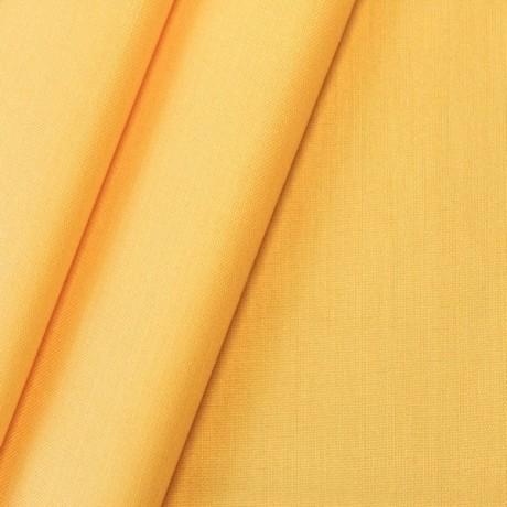 Modestoff / Dekostoff Chintz Gelb