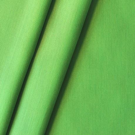 Modestoff / Dekostoff Chintz Gras-Grün