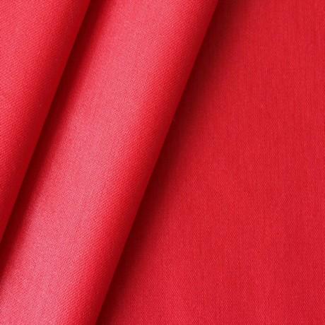 Modestoff / Dekostoff Chintz Rot