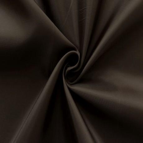 Polyester Taft Futterstoff Braun