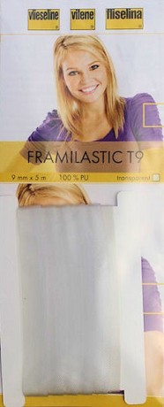 Vlieseline Framilastic Typ T 9 Transparent