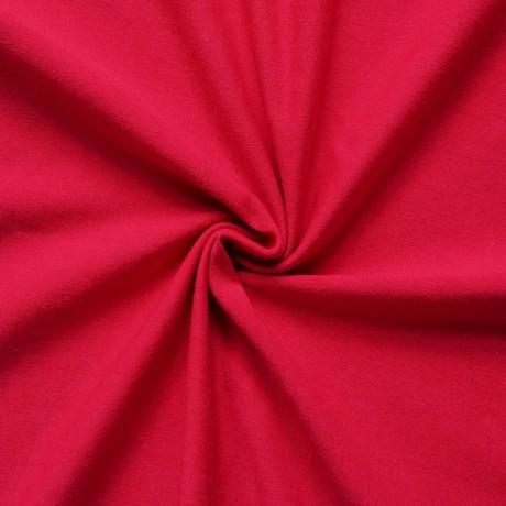 Baumwoll Stretch Jersey Rot