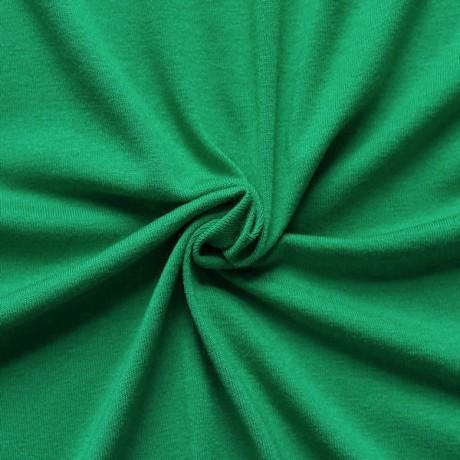 Viskose Stretch Jersey Grün