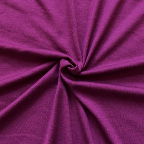 Viskose Stretch Jersey Violett