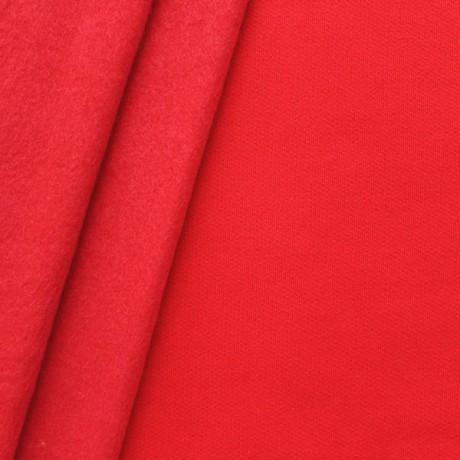 Baumwoll Fleece Rot