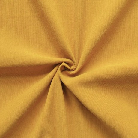 Baumwolle Feincord Babycord Gelb