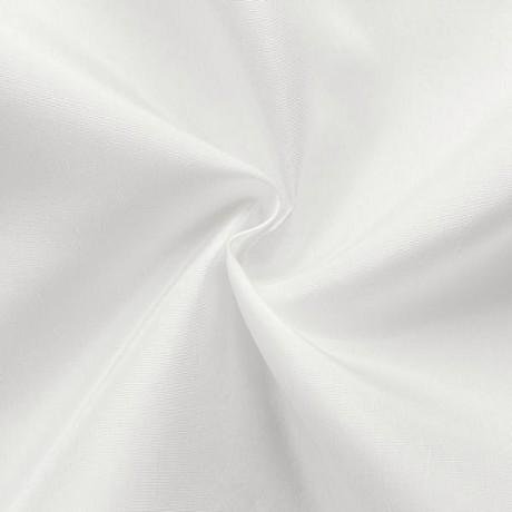 Kleider / Deko Taft Weiss