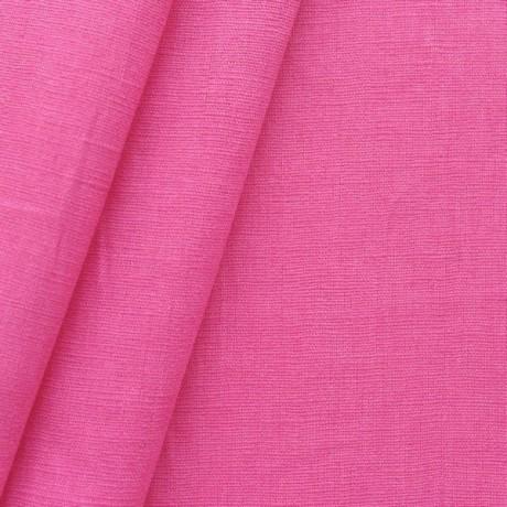 Leinen Pink