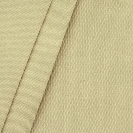 Outdoorstoff / Zeltstoff Canvas Beige
