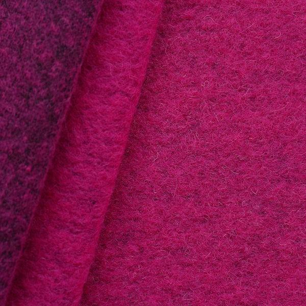 wollmix walkstoff lana cotta farbe fuchsia