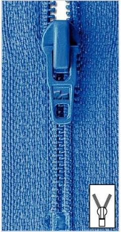 Reißverschluss S1 Typ ut 15 cm Fla - Farbe frei wählbar